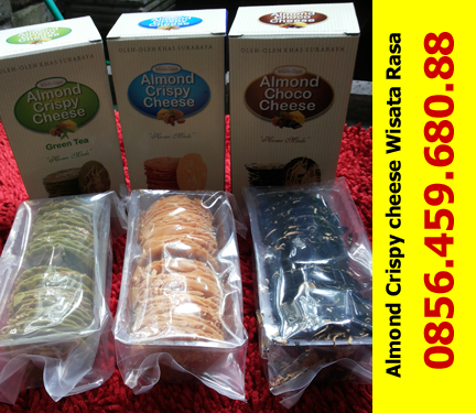 Almond Crispy Cheese Harga